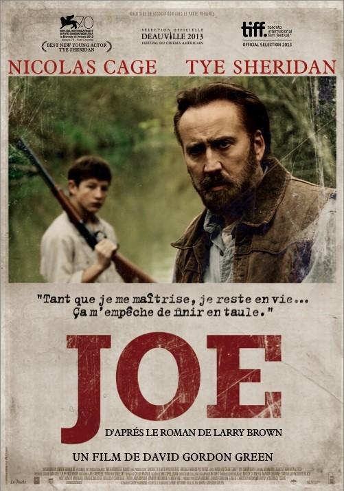 Joe: la locandina del film