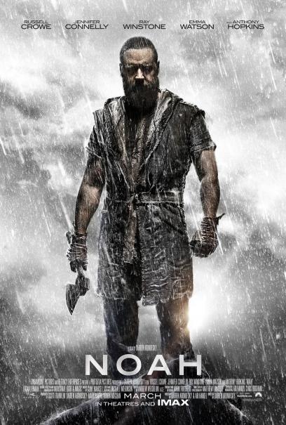 Noah: una nuova locandina del film