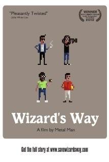 Wizard's Way: la locandina del film