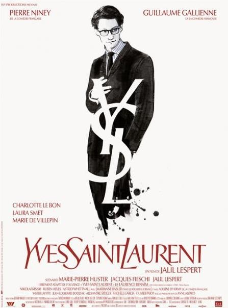 Yves Saint Laurent: la locandina del film