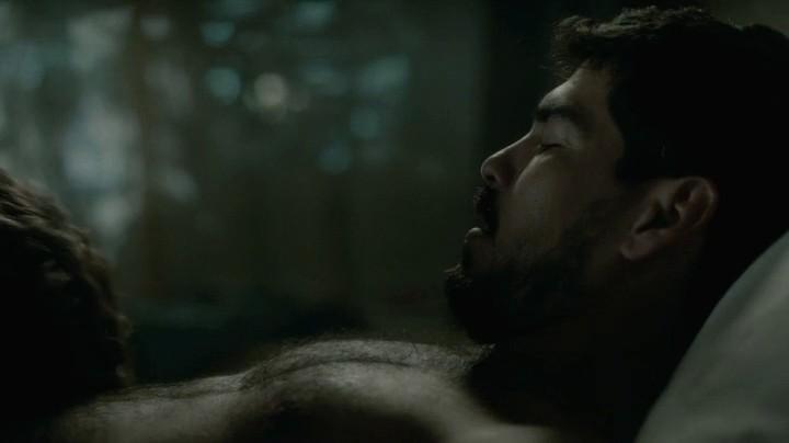 Looking - Raúl Castillo nell'episodio Looking for Uncut.