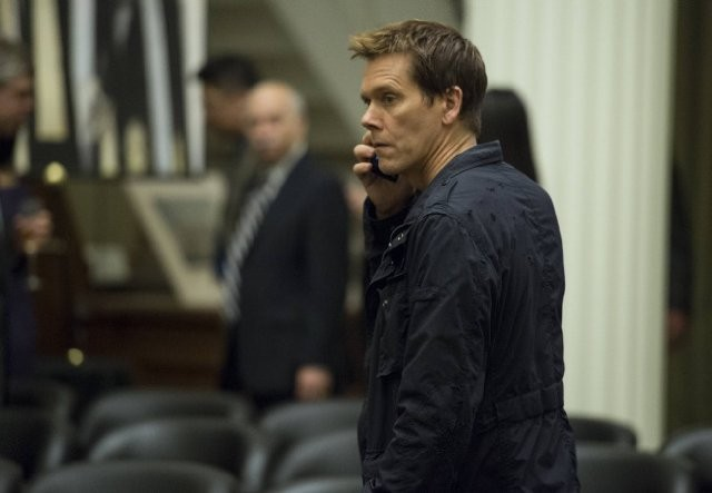 The Following: Kevin Bacon nell'episodio For Joe
