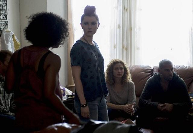 The Following: Valorie Curry in una scena dell'episodio For Joe