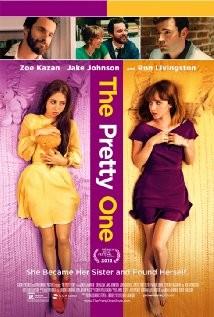 The Pretty One: la locandina del film