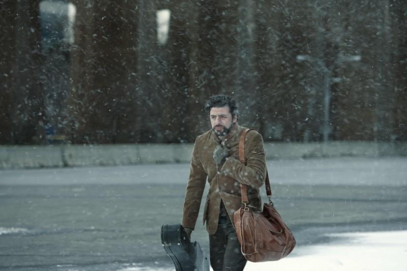 A proposito di Davis: Oscar Isaac nel ruolo di un cantautore folk in una fredda scena del film