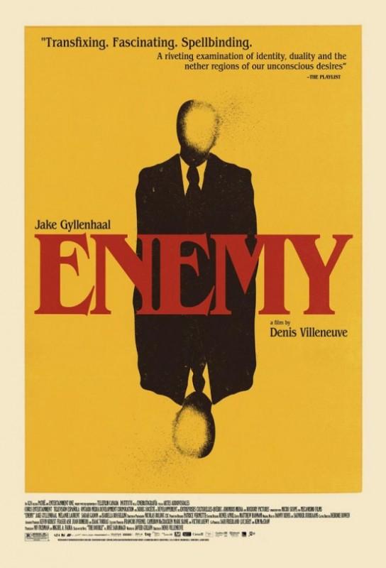 Enemy: una nuova stilizzata locandina del film