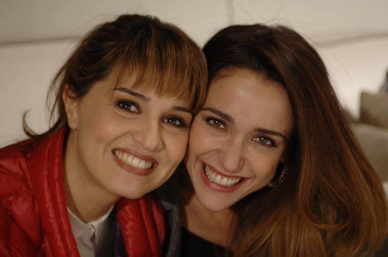 Sotto una buona stella: Paola Cortellesi con Eleonora Sergio in una foto promozionale