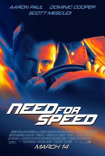 Need for Speed: una nuova locandina ufficiale
