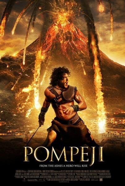 Pompei: la nuova locandina