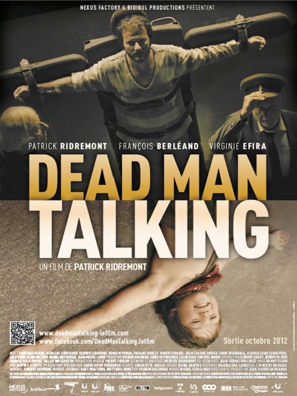Dead Man Talking: la locandina del film
