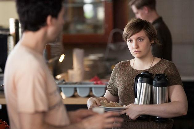 Girls: Lena Dunham nell'episodio Dead Inside