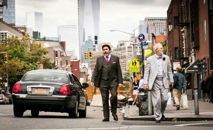 Love is strange: Alfred Molina e John Lithgow in un momento del film