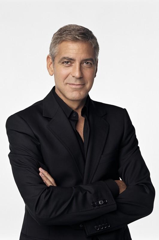The Monuments Men: George Clooney in una foto promozionale