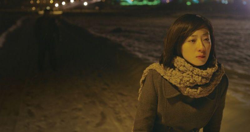 Black Coal, Thin Ice: Lun Mei Gwei in una scena del film