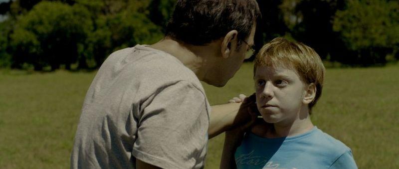 History of fear: César Bordon e Julian Zucker in un momento del film