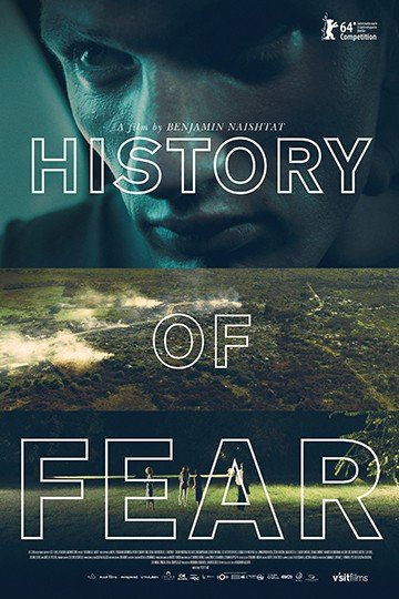 History of fear: la locandina
