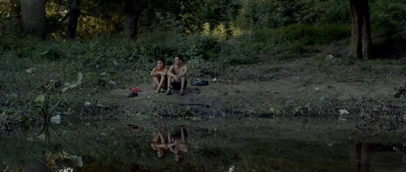 History of fear: Tatiana Giménez e Jonathan Da Rosa in una scena