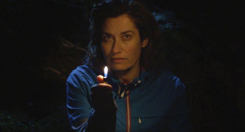 I you don't, I will: Emmanuelle Devos in una scena del film