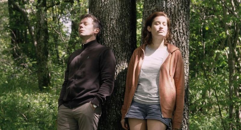 I you don't, I will: Emmanuelle Devos in una scena del film con Mathieu Amalric