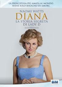 La copertina di Diana - La storia segreta di Lady D (dvd)