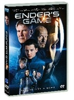 La copertina di Ender\'s Game (dvd)