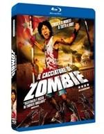 La copertina di Il cacciatore di zombie (blu-ray)