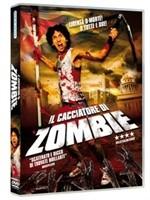 La copertina di Il cacciatore di zombie (dvd)