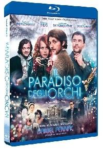 La copertina di Il paradiso degli orchi (blu-ray)