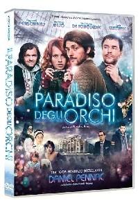 La copertina di Il paradiso degli orchi (dvd)