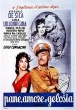 La copertina di Pane, amore e gelosia (dvd)