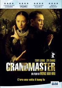 La copertina di The Grandmaster (dvd)