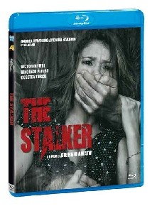 La copertina di The Stalker (blu-ray)