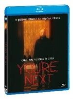 La copertina di You\'re Next (blu-ray)