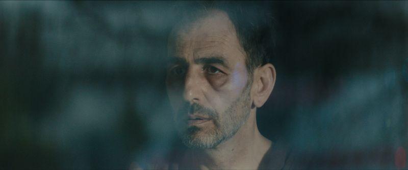 Stratos: Vangelis Mourikis in una scena del film