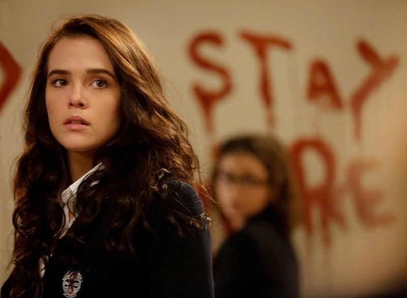 Zoey Deutch in Vampire Academy