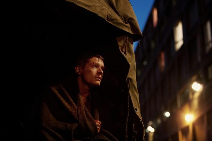 '71: Jack O'Connell in una scena tratta dal film