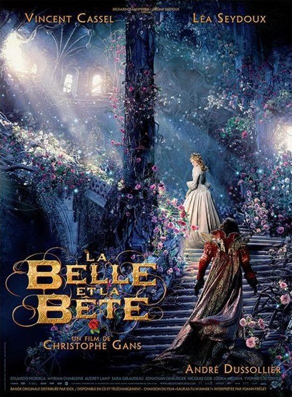 La bella e la bestia: la nuova locandina francese del film