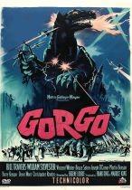 La copertina di Gorgo (dvd)