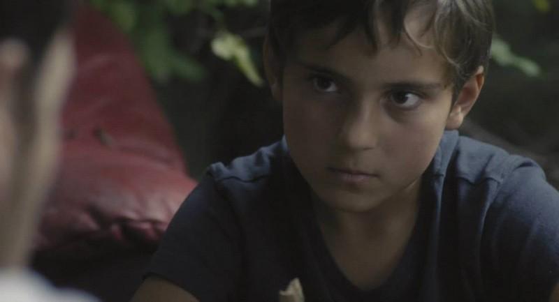 Macondo: il piccolo Ramasan Minkailov in una scena
