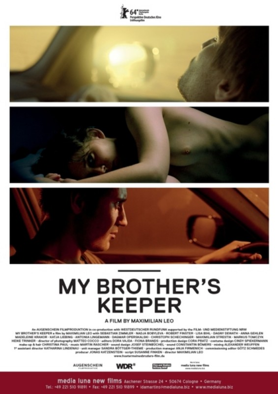 My Brother\'s Keeper: la locandina del film