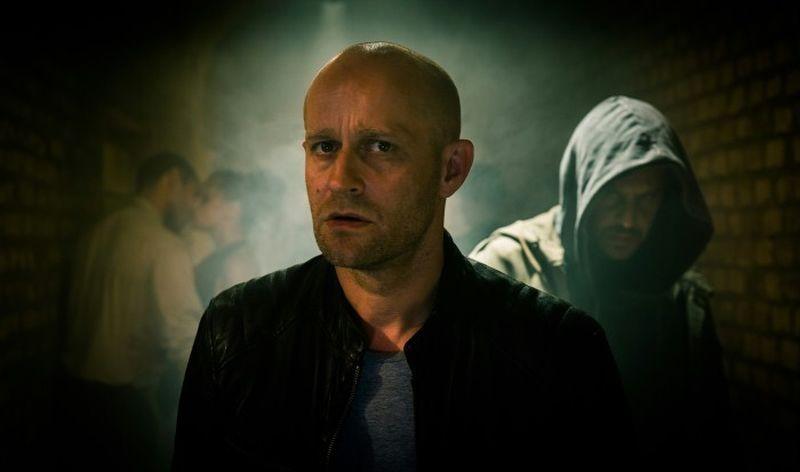 Stereo: Jürgen Vogel e Moritz Bleibtreu in una scena del film