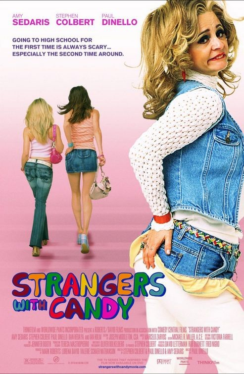 Strangers with Candy: la locandina del film