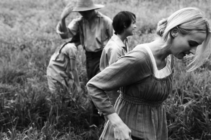 The Better Angels: Diane Kruger in una scena del film