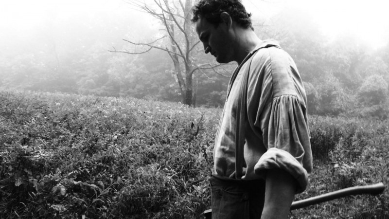 The Better Angels: Jason Clarke in una scena