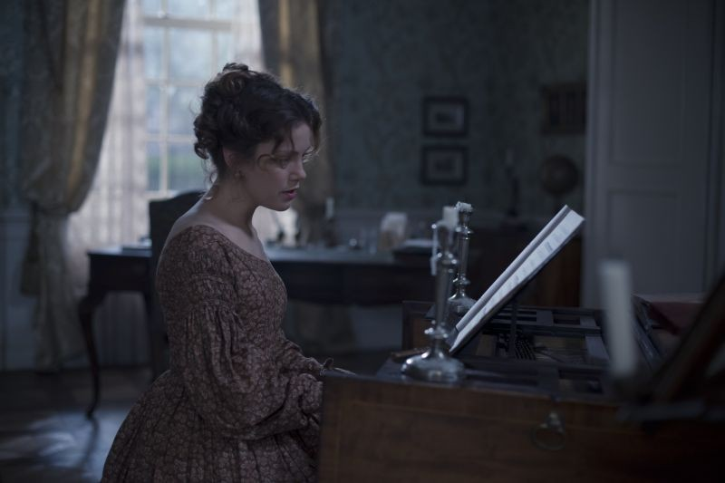 Il violinista del diavolo: Andrea Deck in una scena del film