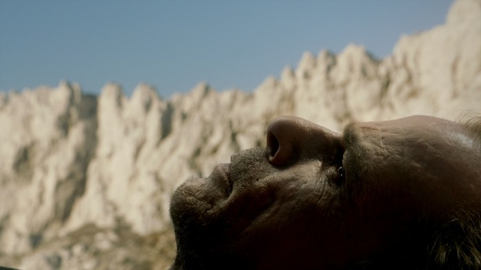 Journey to the West: Denis Lavant in una scena del film diretto da Tsaï Ming-liang