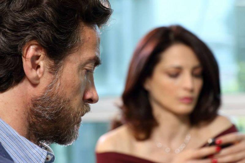 Maldamore: Alessio Boni in una scena del film