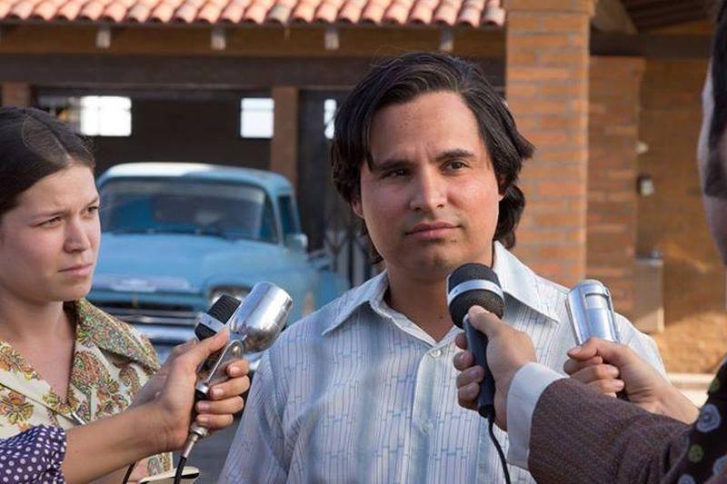 MichaelPeña in un'immagine di César Chávez