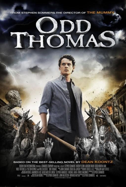Odd Thomas: la locandina del film