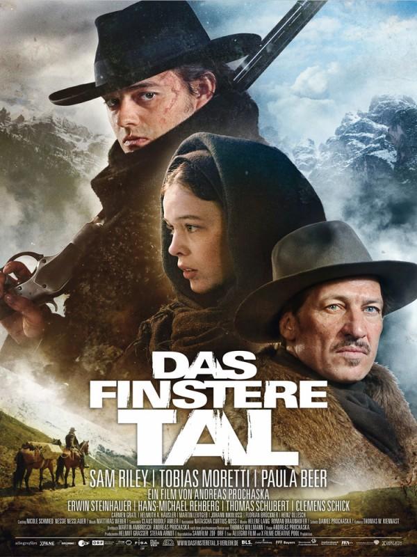 The Dark Valley: la locandina del film